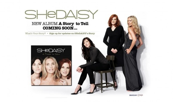SHeDaisy MySpace