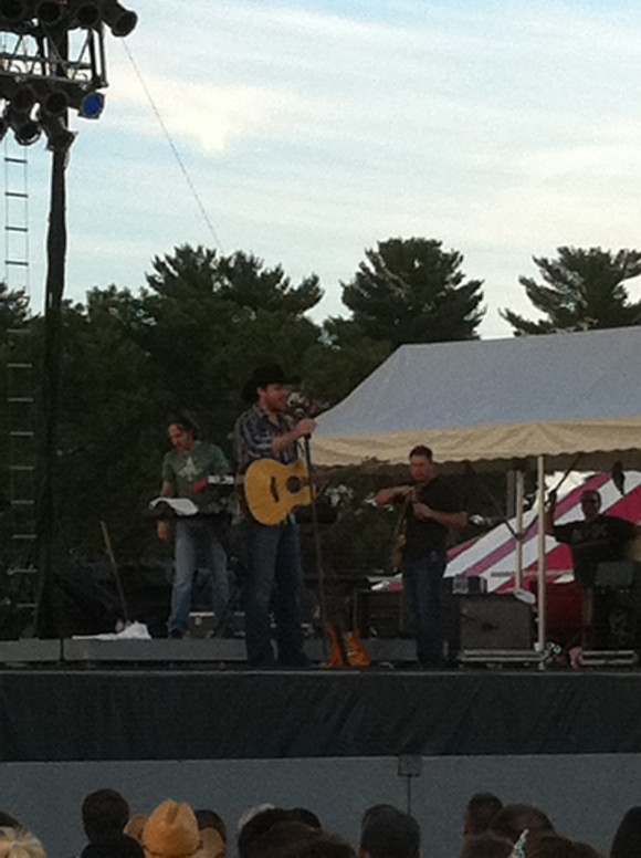 Chris Young Wisconsin