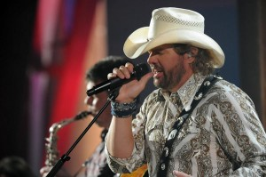 Toby Keith Bullets