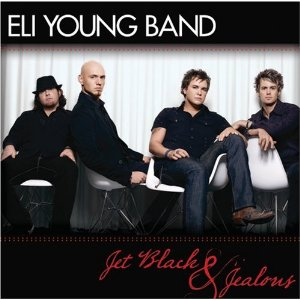 Eli Young Band Jet Black