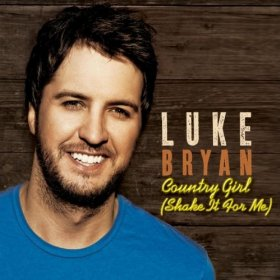 Luke Bryan Country Girl Shake