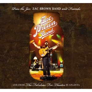 Zac Brown Band Pass The Jar