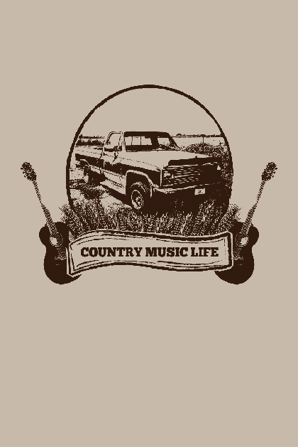 CML Trucks and Guitars Shirt