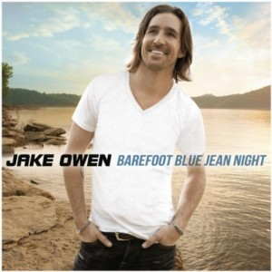 Jake Owen Barefoot Blue Jean Album Cover