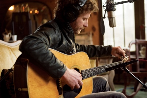 Dierks Bentley in the Studio