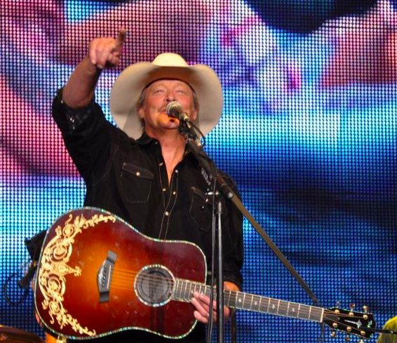 Alan Jackson Amazing Grace