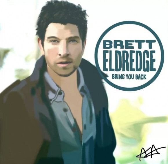 Brett Eldredge Painting