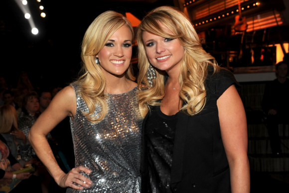 Miranda Lambert Carrie Underwood