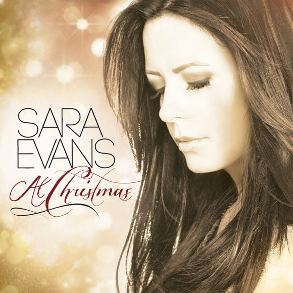Sara Evans - At Christmas - Album Cover
