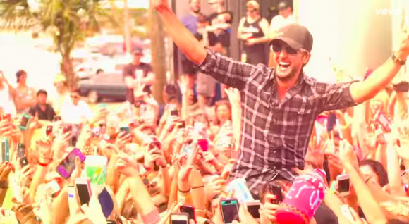 Luke Bryan Spring Breakdown