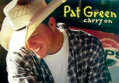 Pat Green Carry On