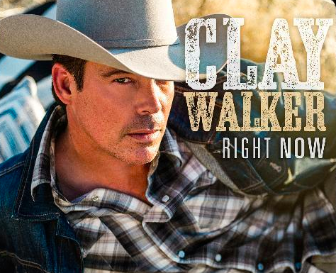 Clay Walker Right Now