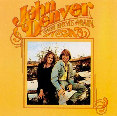 John Denver Back Home Again